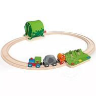 Hape Hape Jungle Train Journey Set