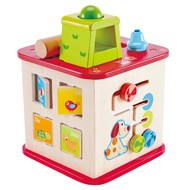 Hape Hape Friendship Activity Cube