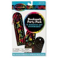 Melissa & Doug Melissa & Doug Scratch Art Bookmark Party Pack_