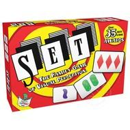 Set Enterprises Set Card Game