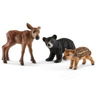 Schleich Schleich Forest Animal Babies