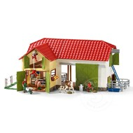 Schleich Schleich Large Farm with Animals and Accessories RETIRED