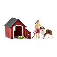 Schleich Schleich Dog Kennel