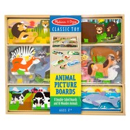Melissa & Doug Melissa & Doug Animal Picture Boards