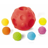 Earlyears Earlyears Pop n' Play Sensory Balls