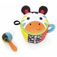 Earlyears Earlyears Zebra Jingle Drum