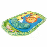 Earlyears Earlyears Jungle Fun Tummy Time Mat