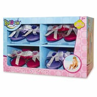 Kidoozie Kidoozie Princess Dress Up Shoes