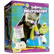 Educational Insights GeoSafari Talking Microscope
