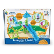Learning Resources Playground: Engineering & Design Building Set