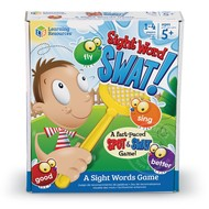 Learning Resources Sight Word Swat! A Sight Words Game