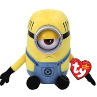 TY TY Beanie Babies Despicable Me 3 Mel Minion Reg