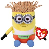 TY TY Beanie Babies Despicable Me 3 Dave Tourist Minion Reg
