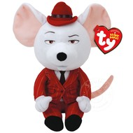 TY TY Beanie Babies Sing Mike Reg RETIRED