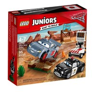 LEGO® LEGO® Juniors Cars 3 Willy's Butte Speed Training