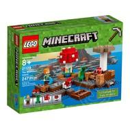 LEGO® LEGO® Minecraft The Mushroom Island