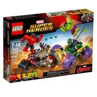 LEGO® LEGO® Super Heroes Hulk vs Red Hulk RETIRED
