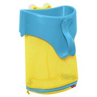 SkipHop SkipHop Moby Scoop & Splash Bath Toy Organizer
