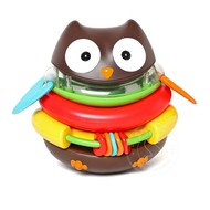SkipHop SkipHop Explore & More Rocking Owl Stacker