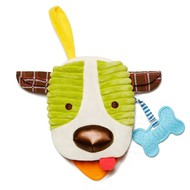 SkipHop SkipHop Bandana Buddies Puppet Activity Book Dog