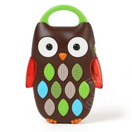 SkipHop SkipHop Explore & More Musical Owl Phone