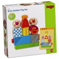 Haba Haba Brain Builder Peg Set