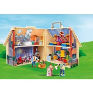 Playmobil Playmobil Take Along Modern Dollhouse