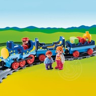 Playmobil Playmobil 123 Night Train with Track RETIRED