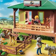 Playmobil Playmobil Ranger Station with Animal Area RETIRED