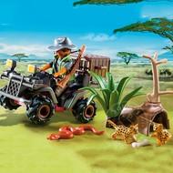 Playmobil Playmobil Evil Explorer with Quad RETIRED