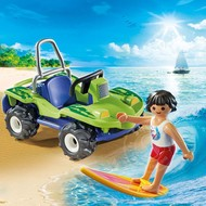 Playmobil Playmobil Surfer with Beach Quad