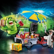 Playmobil Playmobil Ghostbusters™ Slimer with Hot Dog Stand