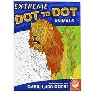 MindWare MindWare Extreme Dot to Dot Animals