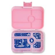 Yumbox YumBox Tapas 5 Compartment - Amalfi Pink w/ Bon Appetit Tray