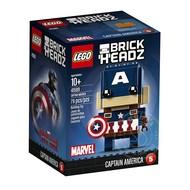 LEGO® LEGO® Brick Headz: Captain America RETIRED
