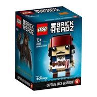 LEGO® LEGO® Brick Headz: Jack Sparrow RETIRED