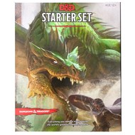 Dungeons & Dragons D&D Starter Set
