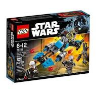LEGO® LEGO® Star Wars Bounty Hunter Speeder Bike Battle Pack