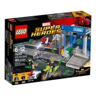 LEGO® LEGO® Super Heroes ATM Heist Battle