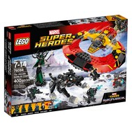 LEGO® LEGO® Super Heroes The Ultimate Battle for Asgard