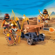 Playmobil Playmobil Egyptian Troop with Ballista