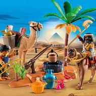 Playmobil Playmobil Tomb Raiders' Camp
