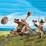 Playmobil Playmobil How to Train Your Dragon Gobber with Catapult