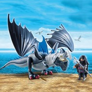 Playmobil Playmobil How to Train Your Dragon Drago & Thunderclaw