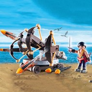 Playmobil Playmobil How to Train Your Dragon Eret with 4 Shot Fire Ballista