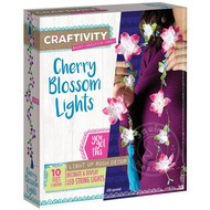 Creativity for Kids Craftivity Cherry Blossom Lights