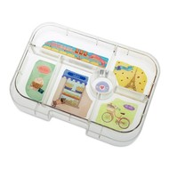 Yumbox YumBox Original 6 Food Tray Insert - Paris