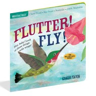 Workman Publishing Indestructibles Book Flutter! Fly!