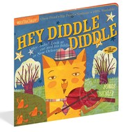 Workman Publishing Indestructibles Book Hey Diddle Diddle