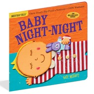Workman Publishing Indestructibles Book Baby Night-Night